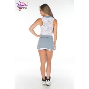 Платье для фитнеса Grey