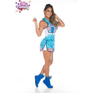 Спортивное платье для фитнеса и тенниса Mariner