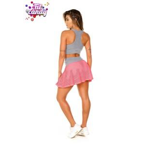 Юбка для фитнеса и тенниса Grey & Corall