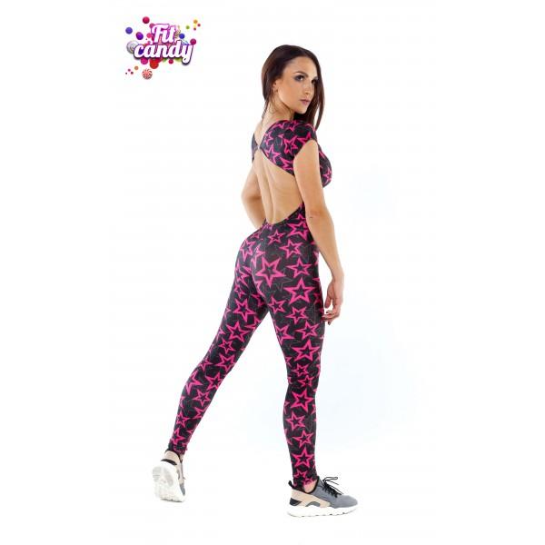 Комбинезон спортивный Pink Star
