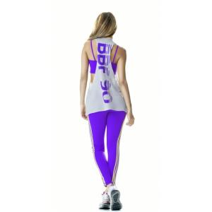 Женские спортивные лосины для фитнеса Strips
