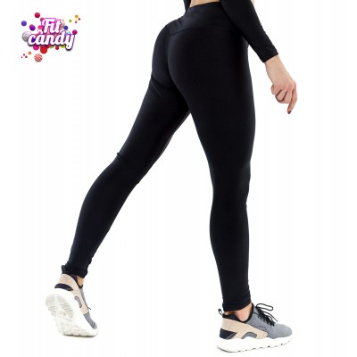 Легинсы для фитнеса женские Elegant Black